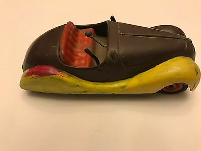 Vintage Germany 1930s Schuco Examico #4001 Tin Wind Up Toy Car