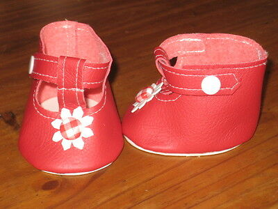 ****DOLL SHOES****Red****