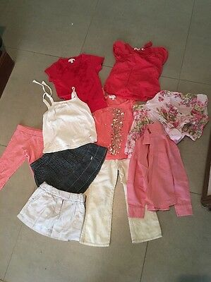 BULK Lot Of Girls Toddler Clothes Size 3-4 Witchery Kids Fred Bare Seed