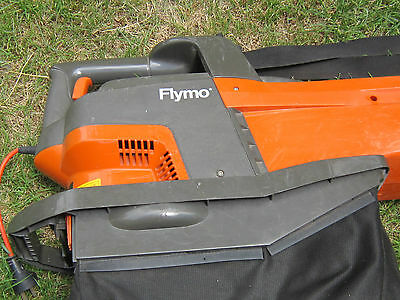 Garden Leaf Blower Vacuum, Flymo made in UK, works well