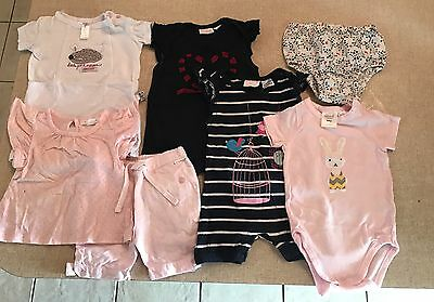 bulk baby girls clothes: Seed, Country Rd, Purebaby,milky