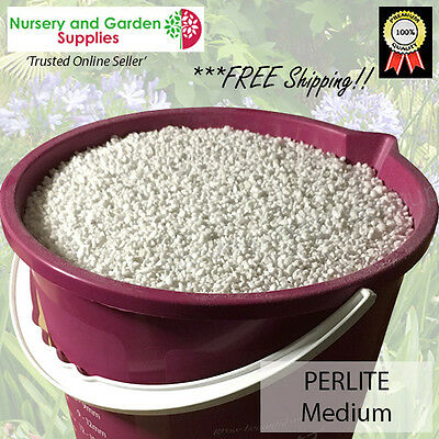 PERLITE Medium grade Potting media additive - Seed raising / aeration