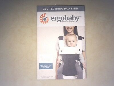 ERGObaby Four Position 360 Carrier Teething Pad, Natural
