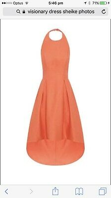 SHEIKE Dress visionary Size 8 BNWT cocktail