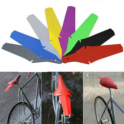 Practical Mountain Bike Road Bicycle Quick Release Rear Fenders Tire Mudguard