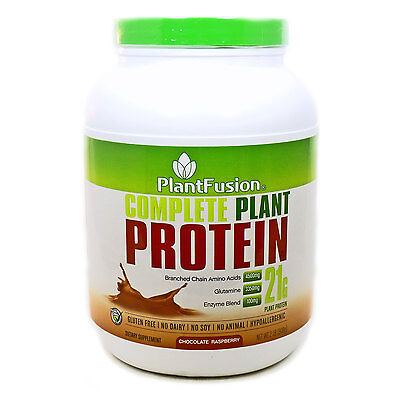 Plant Fusion Chocolate Raspberry By Nutra Fusion - 2 Pounds
