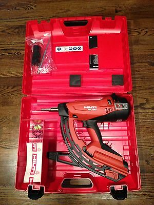 NEW* Hilti GX 120 Fully Automatic Gas Actuated Fastening Nail Gun GX120 UNused