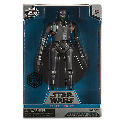 K-2SO Elite Series Die Cast Action Figure - Rogue One  A Star Wars Story 6.5''