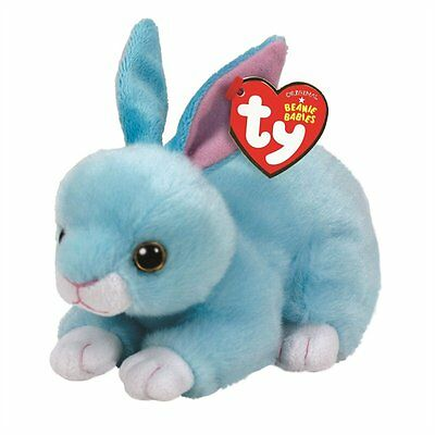 Ty Beanie Boos - Jumper The Blue Bunny (Small)
