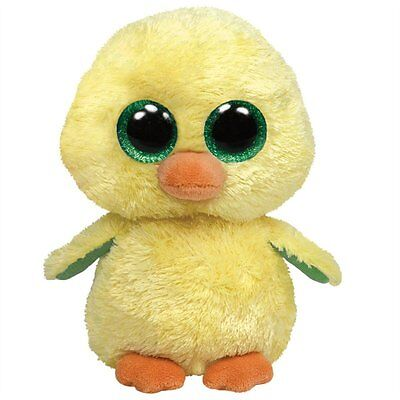Ty Beanie Boos - Nuggest The Yellow Chick