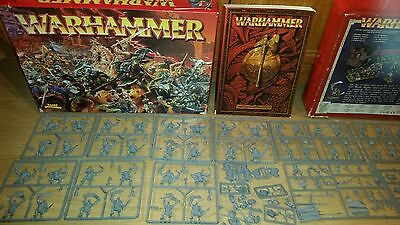 Warhammer - The Game of Fantasy Battles 6th edition; new on sprues [ENG,2000]