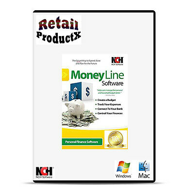 Personal Finance Software Easy Home Accounting and Checkbook Software