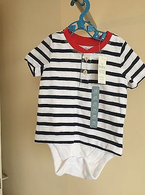 Brand New W/tags 3-6 Months Baby Gap Vest Top