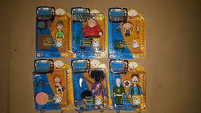 family guy figures collection