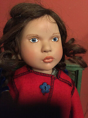 Zwergnase Junior Doll Erna Limited Edition NEW