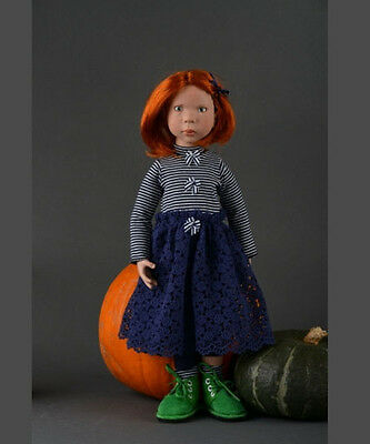 Zwergnase Junior Doll Brooklyn From 2017 Collection NEW