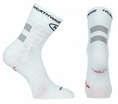 NORTHWAVE Calcetines ciclismo hombre EVOLUTION AIR blanco