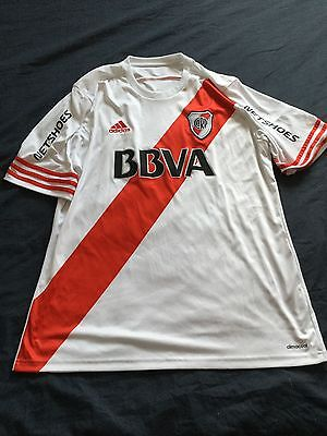 Maillot River Plate Adidas Taille XL D'Alessandro 22