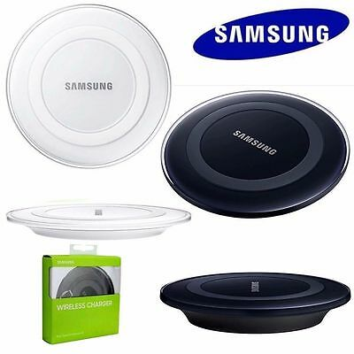 Original Qi Wireless Charging Pad For Samsung Galaxy S6 S7 Edge+ Note5