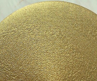 WRINKLE GOLD Powder Coating Paint 1 Lb / 0.45 kg