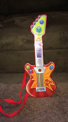 Leap Frog Touch Magic Guitar Toy
