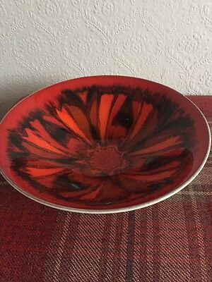 Poole Pottery Dish/charger