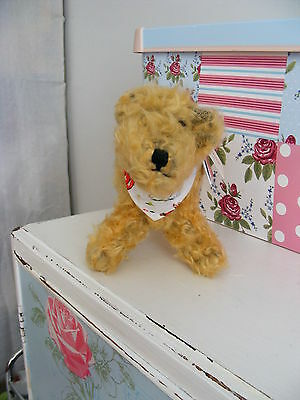 Kath Kidston Stanley Lakeland Terrier dog with tags, mohair