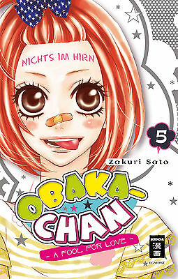 Obaka-chan: A fool for Love 5 - Deutsch - EMA / Egmont - NEUWARE