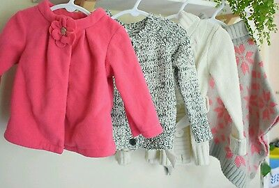 Girls Clothing •●• jumpers, cardigans, poncho