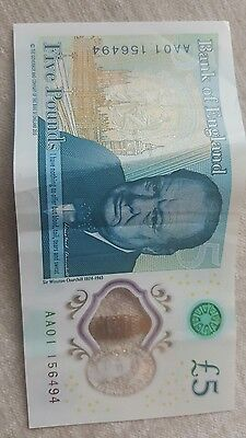 new polymer 5 note aa01