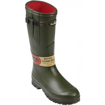 Percussion Neoprene Hunting Wellington Boots - Hunting-Shooting-Fishing- Beating
