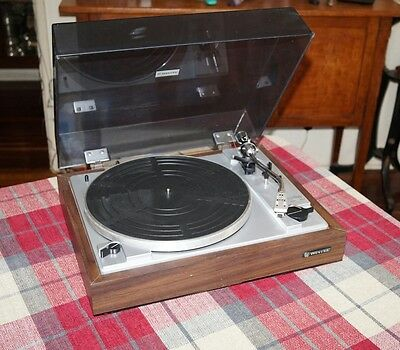 Vintage High Quality Turntable  Monarch T-800A