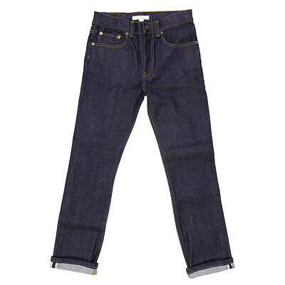 Burberry Jeans in denim stretch blu scuro