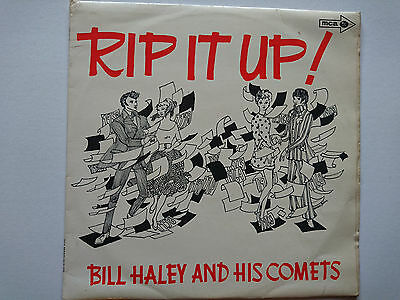 Bill Haley And His Comets – Rip It Up!