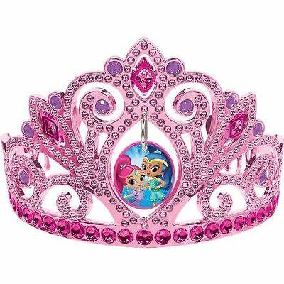 Shimmer and Shine Jewelled Tiara Party Crown Fancy Dress Costume