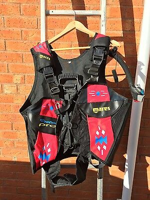 mares Vector Pro BCD
