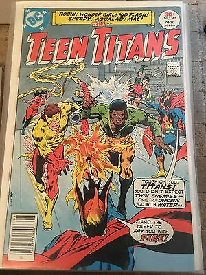 Teen Titans No 47 Apr 1977 F/VF. DC COMICS First Series. Bronze Age Issue.
