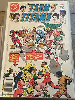 Teen Titans No 50 Oct 1977 F/VF. DC COMICS First Series. Bronze Age Issue.