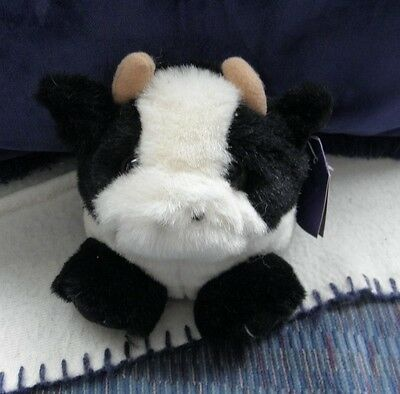 """Puffkin """"Meadow"""" the Cow. BRAND NEW with tag. NEXT DAY SHIPPING!"""