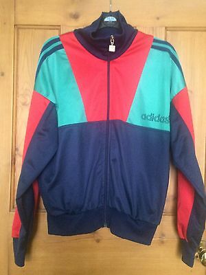 90's Adidas Tracksuit Top RAVE