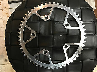 NOS campagnolo 52 tooth chainring 110bcd