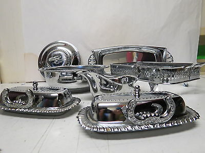 Stainless Dishes Lot