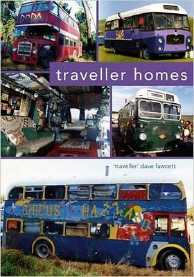 Traverler Homes book Dave Fawcett