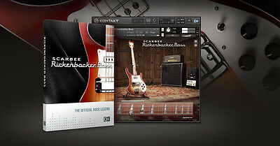 Native Instruments Scarbee Rickenbacker