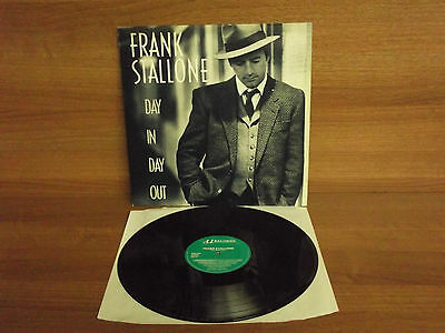 Frank Stallone : Day In Day Out : Vinyl Album : A.1.Records : FSTLP 1