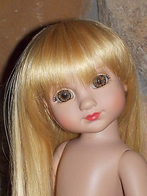 "Rewigged 10"" Mary Engelbriet doll SOPHIE from Pink Heart Toggery"
