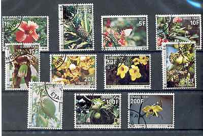 Used Comoros Stamps - Timbre Taxe