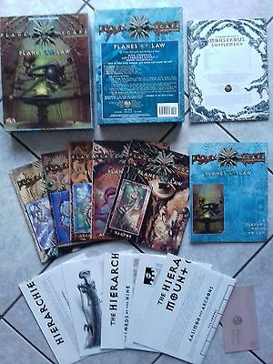 PLANES OF LAW (Box COMPLETE) ~* VG / MINT *~  TSR AD&D2 Planescape