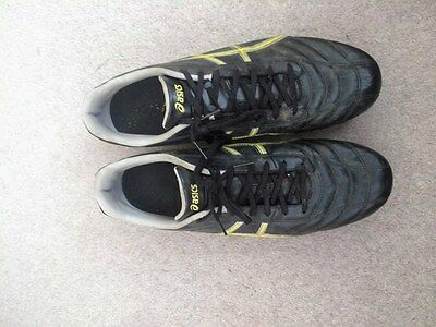 Asics Lethal ST rugby boots size 13