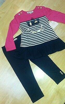 Girls Juicy Couture Outfit Bnwt